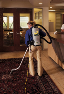 ProTeam Backpack Vacuum Cleaner
