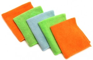 The Magic Behind the Microfiber Cleaning Cloth